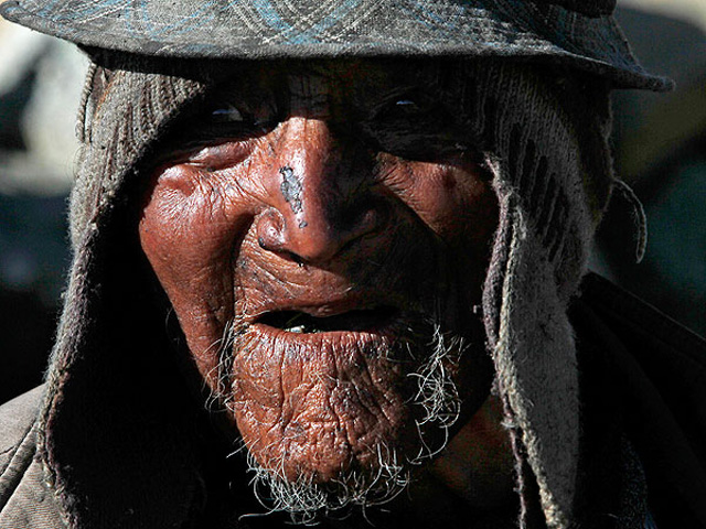 Bolivia Worlds Oldest Man