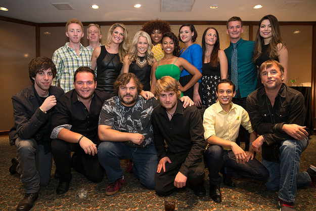 school of rock reunion2013