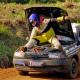 Video: Increíble maniobra hecha por un conductor de rally
