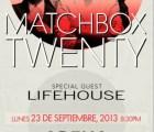 ¡Gana boletos para el concierto de Matchbox Twenty!