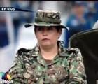 ¿Qué habrá querido decir esta integrante de la Marina durante el desfile del 16 de septiembre?