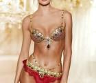 Candice Swanepoel y el sostén de los 10 millones de dólares