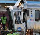 Choque de trenes de pasajeros en Chicago deja un saldo de 48 heridos