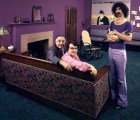 Retratos de familia: Rockstars posan junto a sus padres