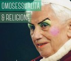 Y en la imagen del día... Benedicto XVI maquillado
