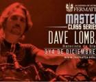 Dave Lombardo en Master Class Series de Fermatta