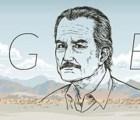 Google dedica su doodle a Carlos Fuentes