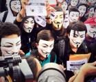 Hoy es la Marcha del Millón de Máscaras, aquí tenemos una galería mundial