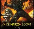 Rob Zombie en Monterrey y Guadalajara