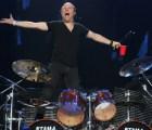 5 grandes momentos de Lars Ulrich en la batería para celebrar su cumpleaños 50