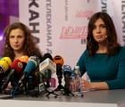 Detienen a las dos integrantes de las Pussy Riot y a otros activistas en Sochi