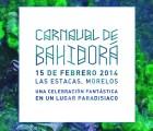 Estos son los horarios del Carnaval Bahidorá 2014