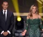 ¡Lo volvió a hacer! Fernanda Lima cautivó en la entrega del Balón de Oro 2013