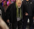 Galería: Fidel Castro reaparece públicamente en evento de arte