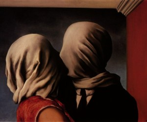 The Lovers II magritte