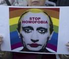 Protestas mundiales contra Putin justo antes de que comiencen los Juegos Olímpicos de Sochi (+galería)
