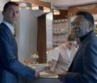 Pelé no estaba muerto, andaba haciendo un comercial con Cristiano Ronaldo