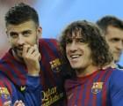 La emotiva carta de despedida de Gerard Piqué a Carles Puyol