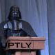 Darth Vader, candidato a la presidencia de Ucrania