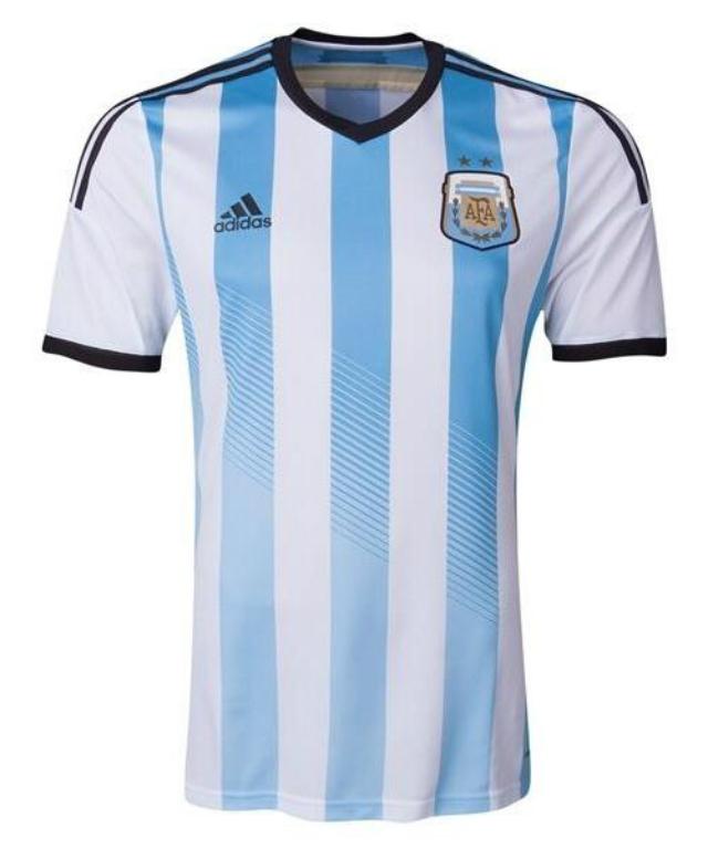 jersey argentina 2014
