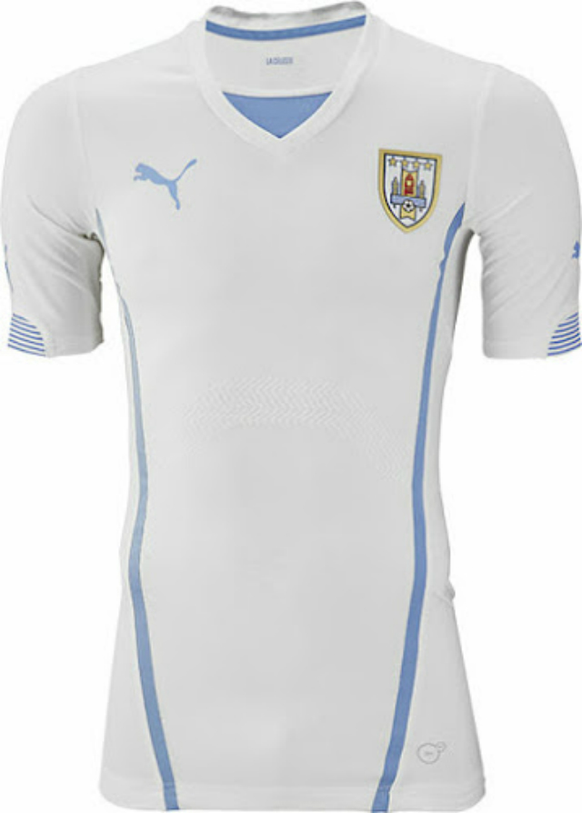 jersey uruguay 2