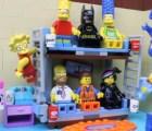 Nerdgasmo: La entrada de los Simpsons hecha con LEGO
