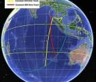 La técnica matemática con la que encontraron el avión perdido de Malasia