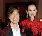 Encuentran sin vida a L'Wren Scott, diseñadora y novia de Mick Jagger