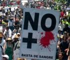 La violencia cuesta 25 mil pesos anuales a cada mexicano