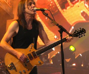 MalcolmYoung acdc