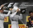 Imparables las flechas plateadas en el GP de España