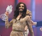 """Conchita Wurst: """"La mujer barbuda"""" que conquistó a Europa"""
