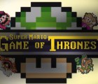 "Les presentamos ""Super Mario Game of Thrones"""