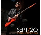 Gana un Meet & Greet con Joe Satriani
