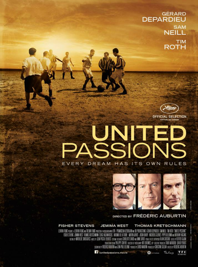 La Grande Passione – United Passions streaming ITA 2014