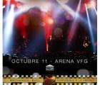 ¡Kings of Leon en Guadalajara!