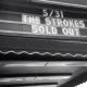 Así se vivió el primer concierto de The Strokes en 3 años (videos + setlist)