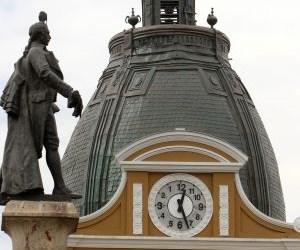 reloj bolivia
