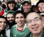 Los políticos mexicanos que se fueron al Mundial
