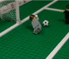 Video: Así se ve la goleada de Alemania a Brasil en Lego