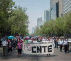 Cobran mega sueldo en la SEP líderes del SNTE y la CNTE sin dar clases