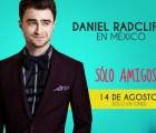 Daniel Radcliffe estará en México para promocionar su nueva película
