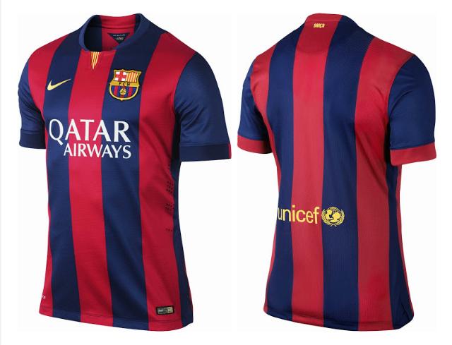 Los uniformes que veremos en la Liga Española para la temporada ...