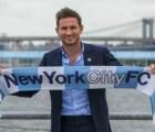 Frank Lampard es nuevo jugador del New York City FC