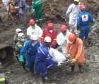 Se derrumbó una mina en Timbiquí, Colombia.