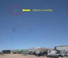¿Llegaron los marcianos? En Chile confirman avistamiento de OVNI