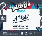 ¡Gana boletos para el concierto de Sneaker Pimps 2014 con A-Trak!