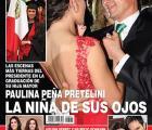 """Enrique Peña Nieto y su lado tierno en la revista """"¡Hola!"""""""