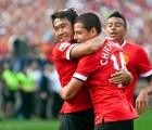 Video: Los 50 goles oficiales de Chicharito con el Manchester United
