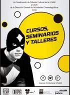 Cursos, seminarios y talleres en la Filmoteca UNAM